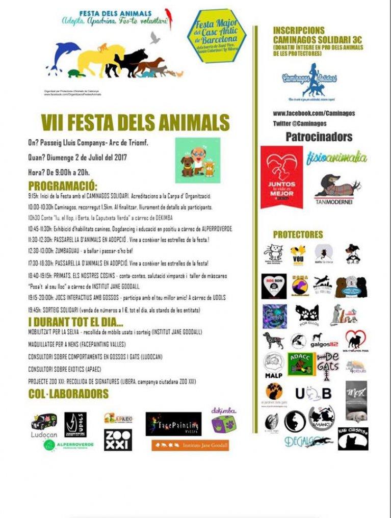 MONÒLEGS SOLIDARIS A BENEFICI DE VEU ANIMAL !!
