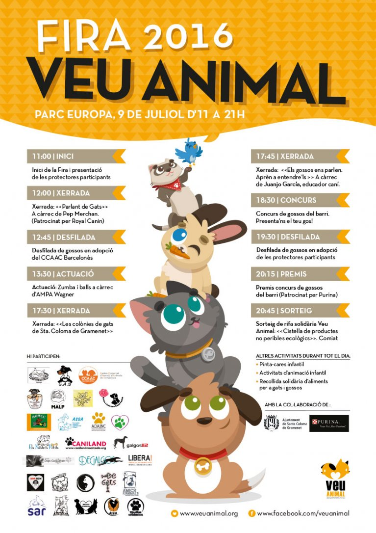 Feria Anual Veu Animal