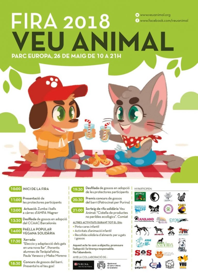 Feria Anual Veu Animal